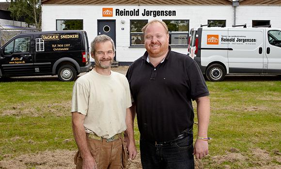 Reinold Jørgensen profil - John og Bo
