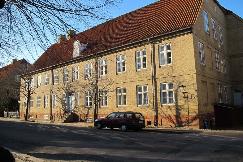 Mod Nørregade